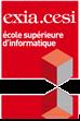 Nouveau Logo Exia_Cesi 2010 relief