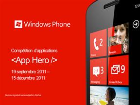 App Hero - Présentation Exia